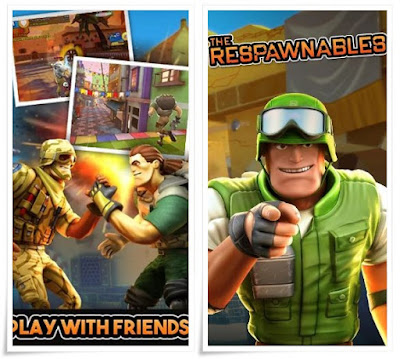 download Respawnables apk mod terbaru
