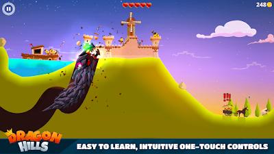 Dragon Hills v1.2.3 Apk Mod