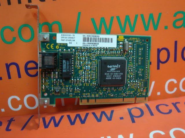 3COM 3CSOHO100-TX Network PCI card