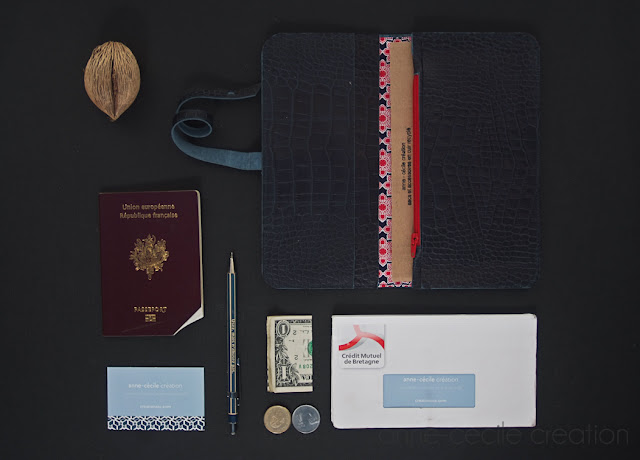 flat layer wallet