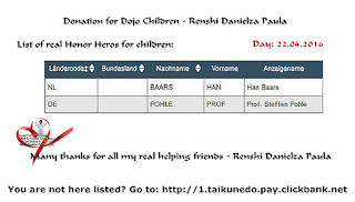 Help for dojo children