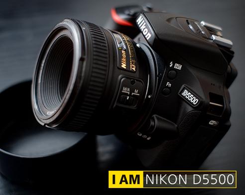 Nikon D5500 chính hãng