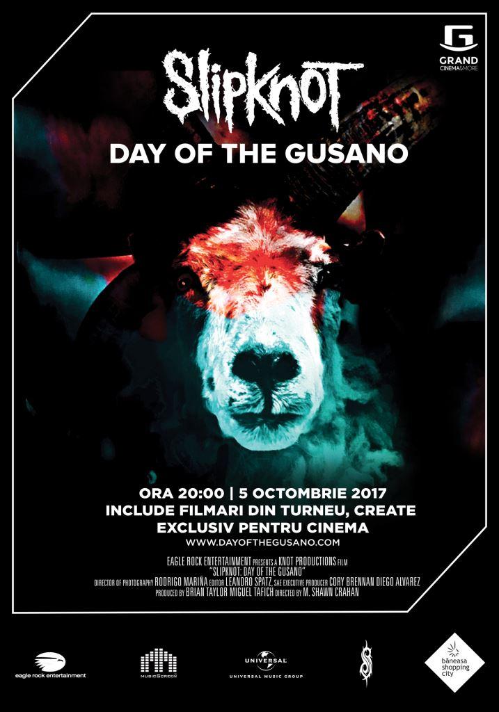 Slipknot: Day of the Gusano (2017)
