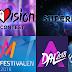 [AGENDA] ESC2018: Saiba como acompanhar o primeiro Super Sábado Eurovisivo da temporada