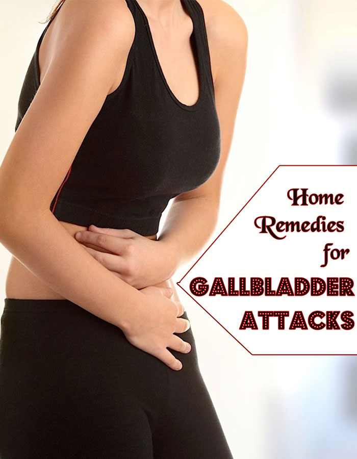 Home Remedies for Gallbladder Attacks