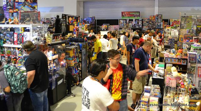 ToyCon Toy Market