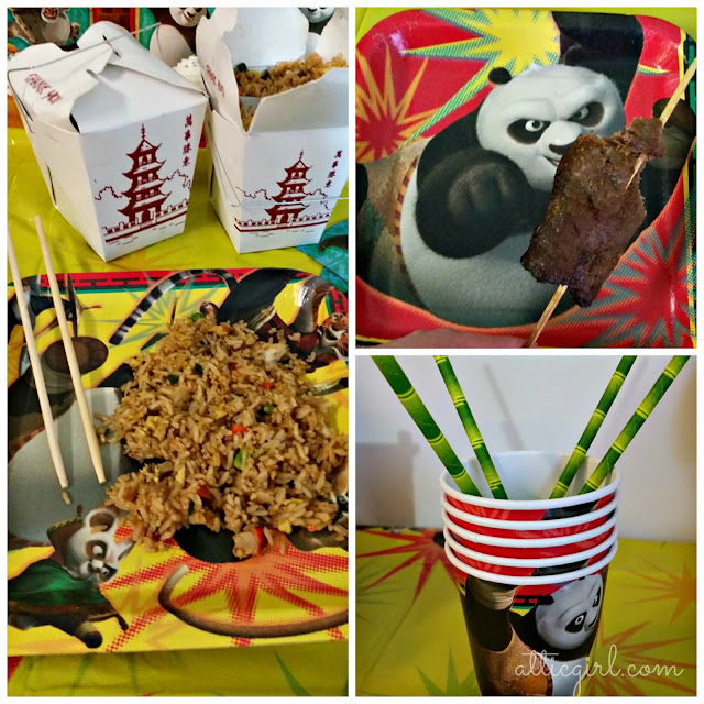 Kung Fu Panda Party Ideas