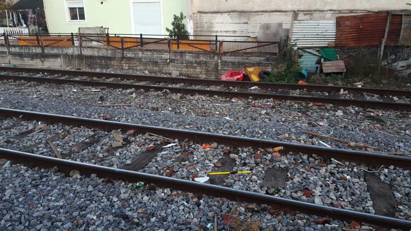 Δεσμεύσεις αναλαμβάνει ο ΟΣΕ για την ασφάλεια των γραμμών εντός της Λάρισας