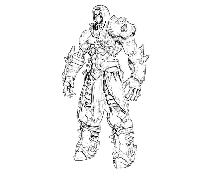Darksiders II Death Characters | Yumiko Fujiwara