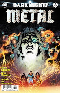 Dark Nights: Metal num.4 - DC Comics