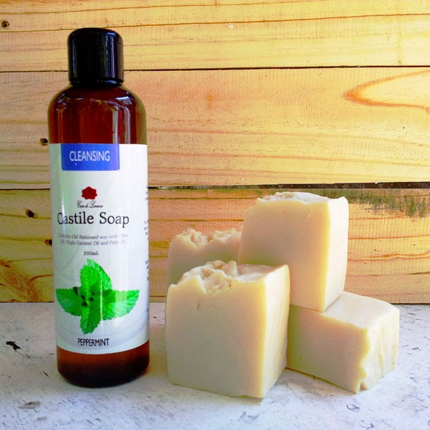 Where to Buy Castile Soaps in the Philippines?