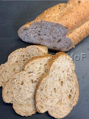 Multi Grain and Seed Bread