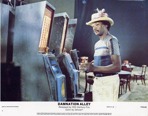 Used Car Guru >> space1970: DAMNATION ALLEY (1977) Lobby Cards