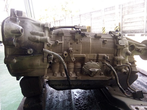 Trouble Yang Sering Terjadi Pada Mitsubishi Pajero Sport // Automatic Transmision Malfunction