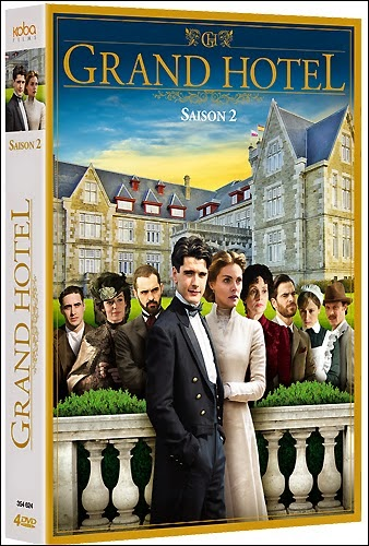 Thierry Attard S Double Feature Grand Hotel Series Two First Half French Region 2 Dvd