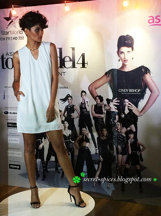 Who Will Be Asia's Next Top Model Cycle 4? Media Screening, TGV Indulge @ 1 Utama