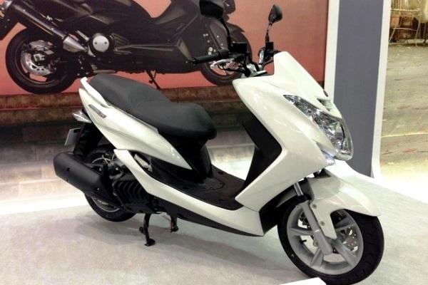 Yamaha Majesty S 155. Majalah Otomotif Online