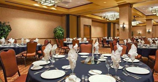 Embassy Suites Hot Springs Wedding Venues