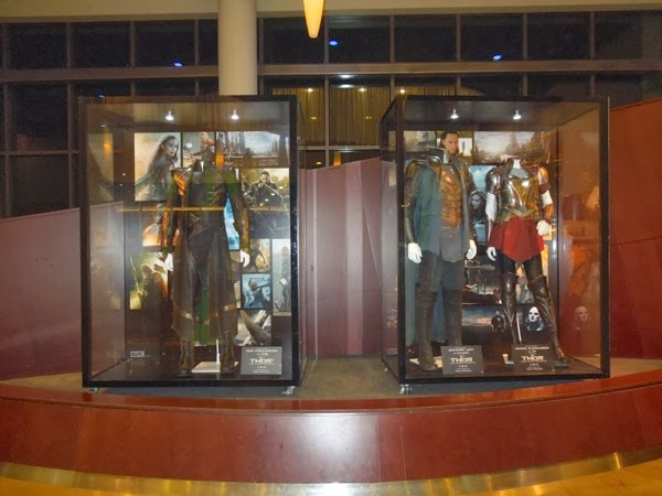 Thor 2 Dark World movie costumes