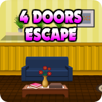 Play AVMGames 4 Doors Escape