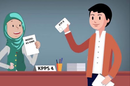 Daftar Lengkap Tugas KPPS 1-7 dan Dua Petugas Ketertiban