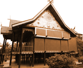 Keunikan Sejarah Rumah Adat Tradisional Panggung Kajang Leko Jambi Tempat Wisata Keunikan Sejarah Rumah Adat Tradisional Panggung Kajang Leko Jambi