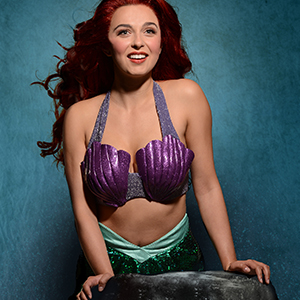 43dc5d5588527 Based on the Hans Christian Andersen tale, the musical follows Ariel, a  young mermaid that longs for a life beyond the sea. Over the course of her  adventure ...