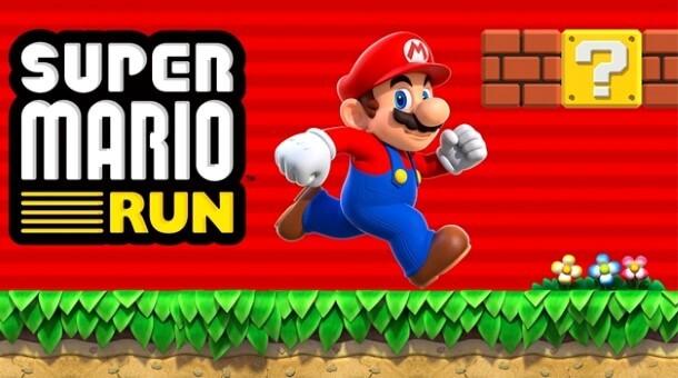 """رسميا.. نيتيندو تطلق لعبة """"سوبر ماريو"""" Super Mario Run على هواتف آيفون"""