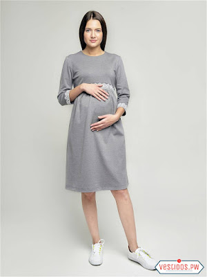 vestidos para embarazadas informales