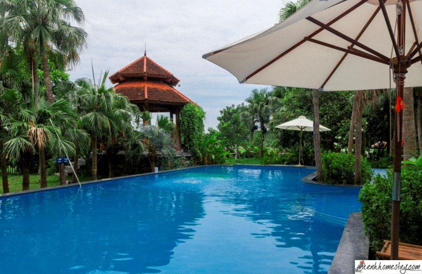 15 Villa, biệt thự, homestay gần Hà Nội giá rẻ đẹp cho cặp đôi, gia đình
