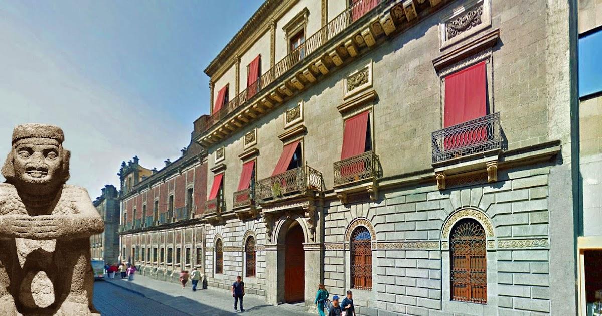 Grandes casas de m xico la casa de los marqueses de for Calle prado camacho 8