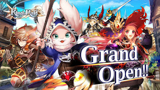 King's Raid Apk v2.24.4 Mod (Unlimited Diamonds) Terbaru