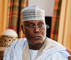 Check Out Atiku Response to Power Improvement Since He Owns a Generator Importation Business