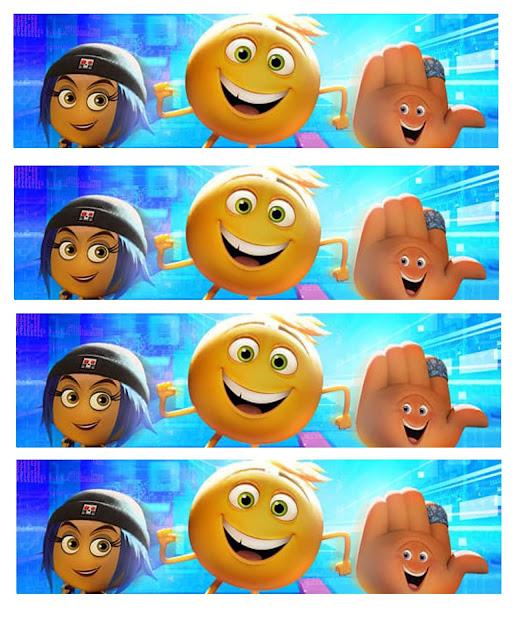 Fiesta de Cumpleaños de Emoji: Mini Kit para Imprimir Gratis.
