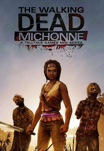 The Walking Dead Michonne PC Full Español
