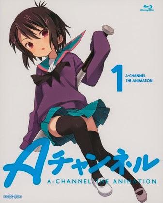 A-Channel: The Animation- A-Channel: The Animation