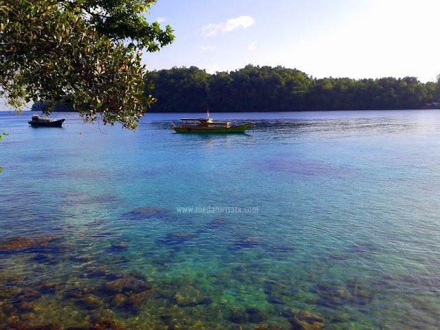 Pantai iboih, Pulau Weh