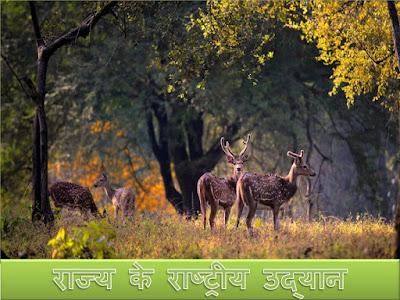 Uttarakhand Rajya Ke Rashtriya Udyan