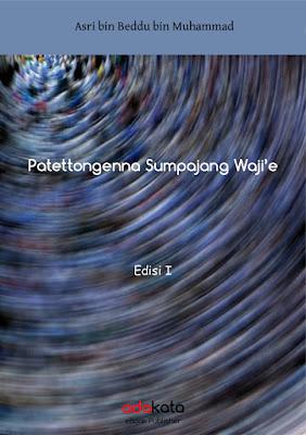 Sampul buku Patettongenna Sumpajang Waji'e