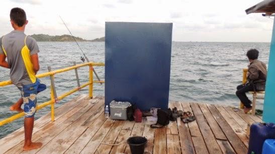 yang kali ini akan menunjukkan isu perihal Kelong Pemancingan Teluk Bakau Kepulauan Riau