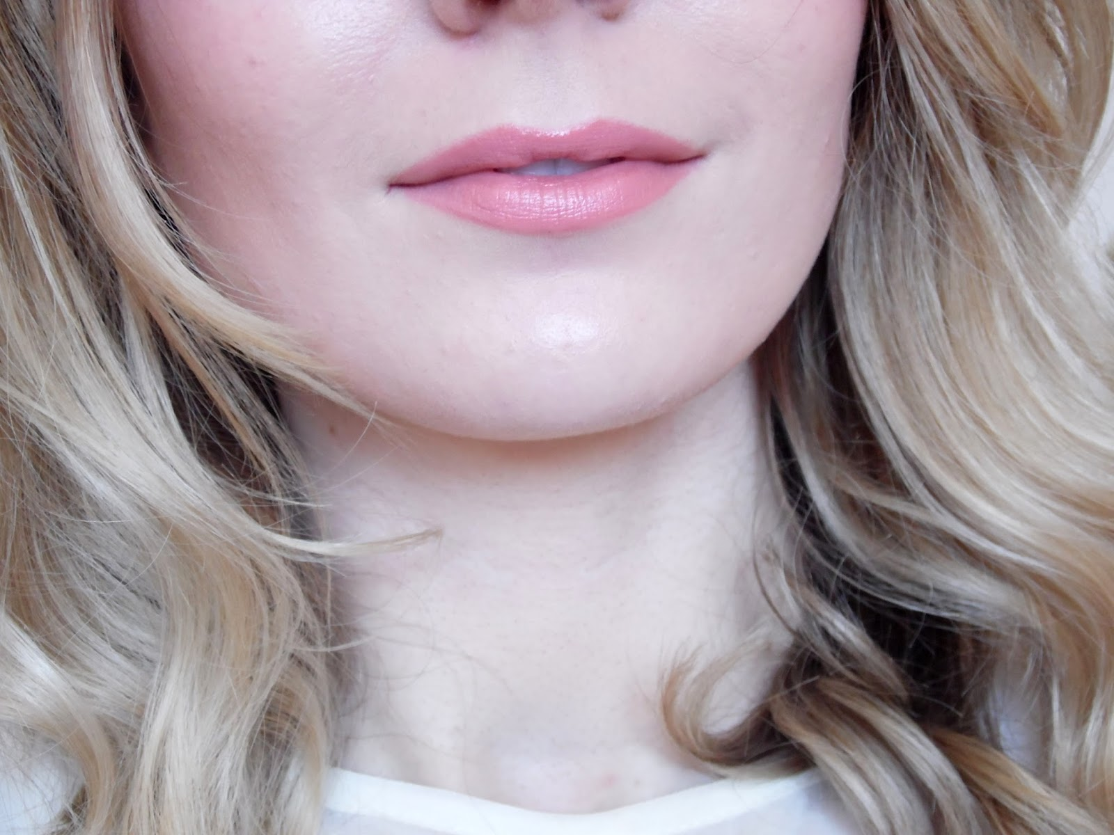 bitch perfect lipstick worn