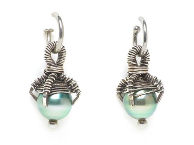 Wire Wrapped Bead Cap Tutorial - Wiring Info •