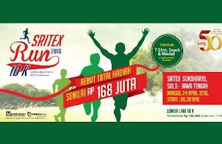 Sritex mengadakan Sritex Run 10K