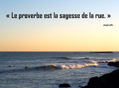 Proverbe sagesse