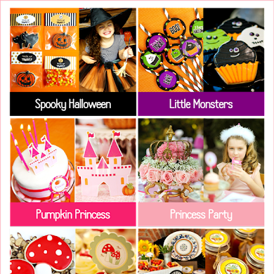 Ideas & Printables for Last Minute End-of-Year Parties