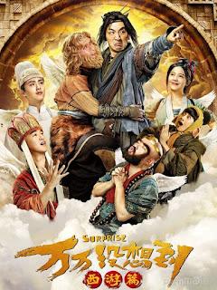 Tây Du Ký Lạ Truyện - Journey to the West Surprise (2016) | Full HD VietSub Thuyết Minh