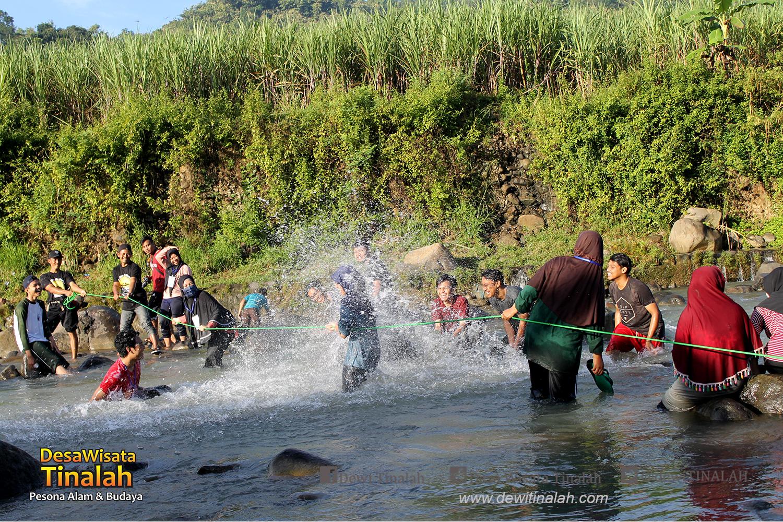 Lokasi Outbound Kulon Progo Desa Wisata Tinalah Yogyakarta Desa