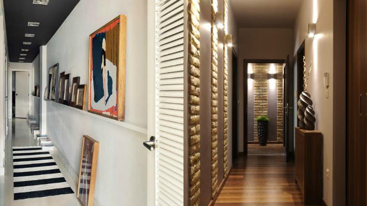 Marzua decorar un pasillo largo y estrecho - Decoracion de pasillos estrechos ...
