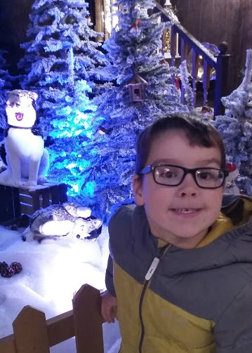 Take a Polar Expedition at the intu Trafford Centre Santa Father Christmas Grotto Christmas 2016