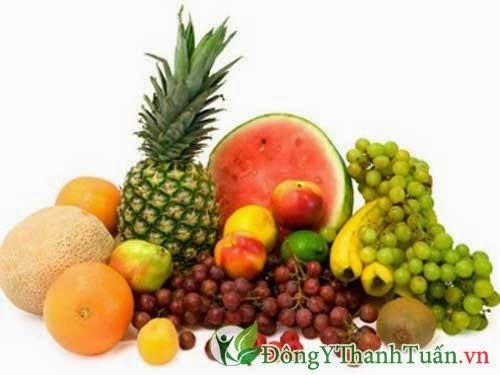 Người bệnh đau dạ dày không nên ăn trái cây ngay sau bữa ăn